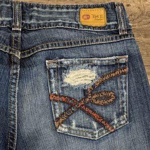 BKE Buckle Culture Boot Cut Jeans Womens Size 32x31